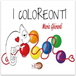 I coloreonti * EBOOK  ILLUSTRATO