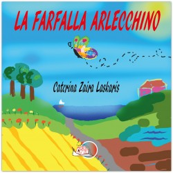 La farfalla arlecchino * EBOOK ILLUSTRATO
