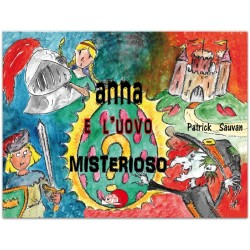 Anna e l'uovo misterioso * EBOOK ILLUSTRATO