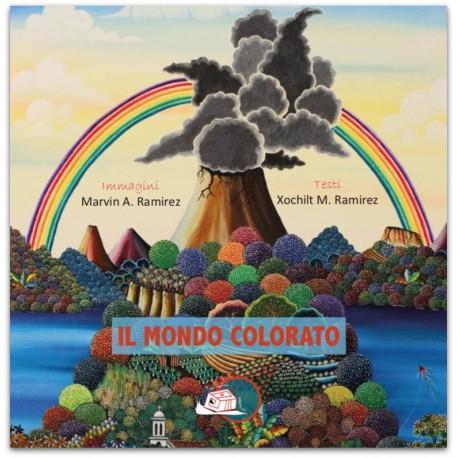 Il mondo colorato * LIBRO ILLUSTRATO