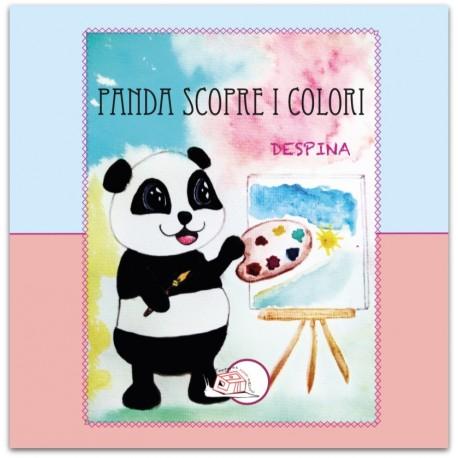 Panda scopre i colori * LIBRO ILLUSTRATO